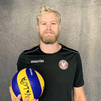 Erik Sundberg<br>#6 ERIKSSON