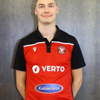 Janne Kangaskokko<br>Päävalmentaja